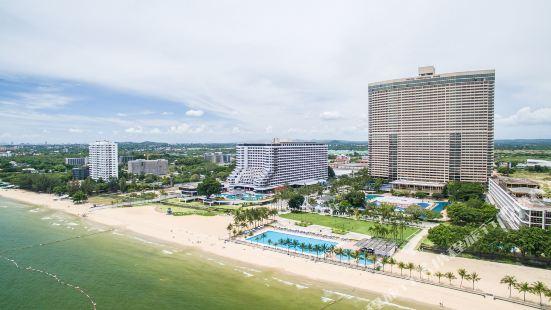 喬木提恩大使城海洋翼樓酒店