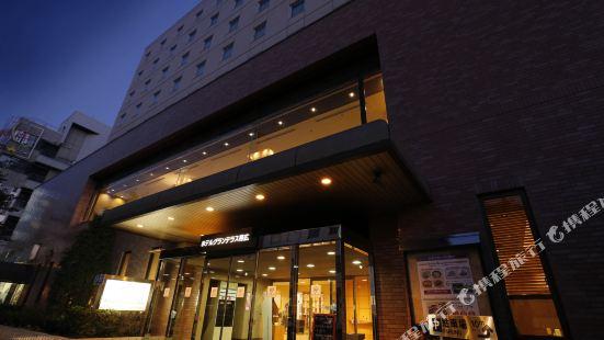 帶廣大露台經濟型酒店