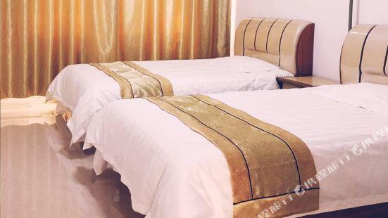 呼倫貝爾滿洲里步行街簡歐兩居室市中心繁華區公寓