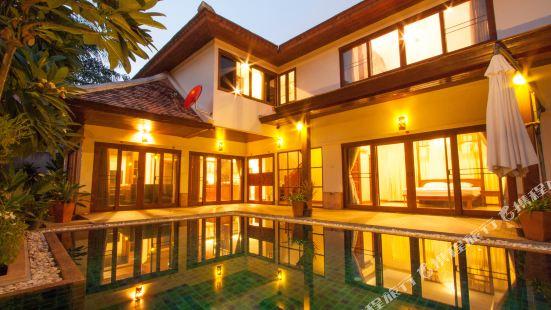 Oriental Villa A