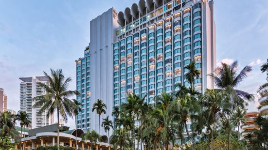Shangri-La Hotel Singapore (Staycation Approved)