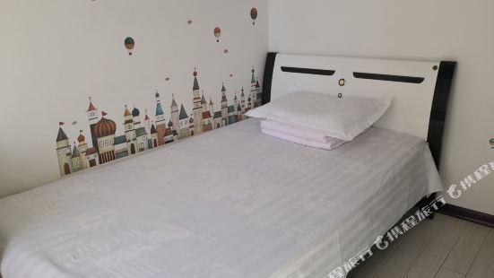 呼倫貝爾滿洲里陽光舒適家庭房公寓