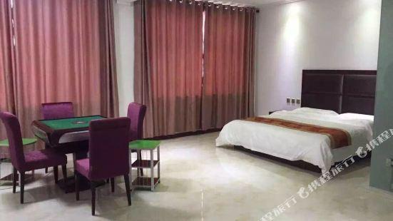 靖邊丹霞旅遊度假酒店
