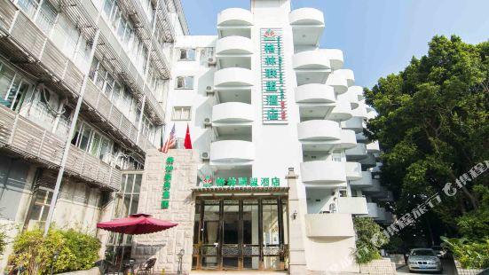 格林聯盟酒店(深圳福田卓悦滙上梅林地鐵站店)