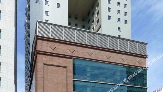 東橫酒店,大田政府總部大樓