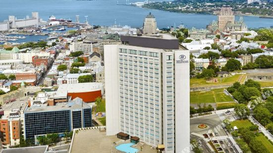 魁北克希爾頓酒店