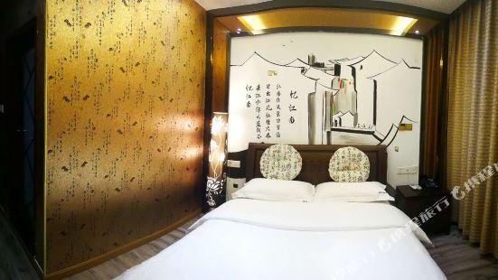 瀏陽伍福酒店