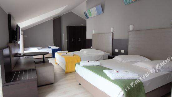 米蘭中心運河區新一代青年旅舍
