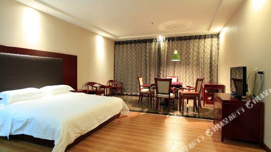速8酒店(榆林鴛鴦湖店)