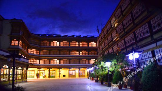 拉薩吉祥寶馬酒店