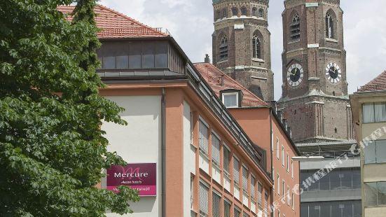慕尼黑老城美居酒店