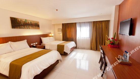 Chriscent Ville Hotel Bohol