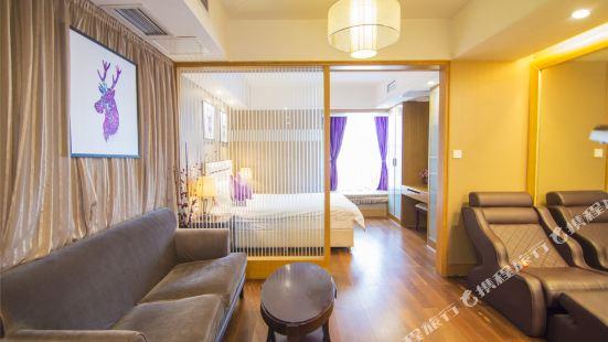 重慶棲上·雲渡精品酒店公寓