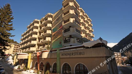達沃斯瑞士中央品質酒店