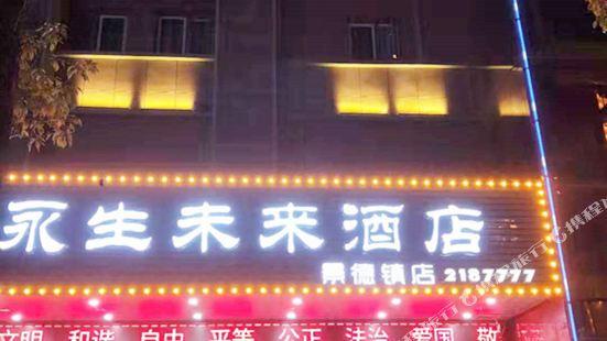 永生未來酒店(景德鎮廣場店)