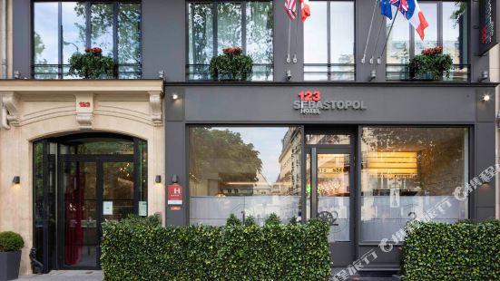 Le 123 Sébastopol – Astotel Paris
