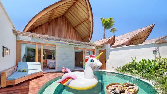峇里島薩那維別墅