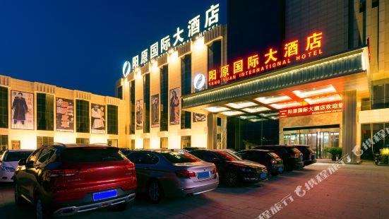 陽原國際大酒店