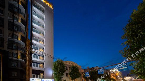 難波日本橋超級酒店