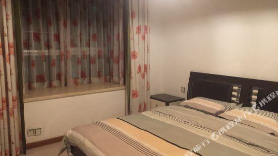 長沙火車站凱通公館豪華大床房公寓(風光橋分店)