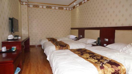 碌曲龍江源酒店