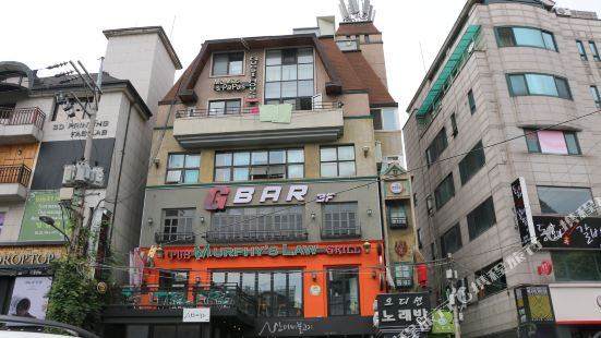 Mamas and Papas Guesthouse and Apartments in Seoul