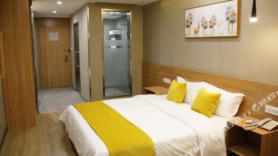 榴蓮小星酒店(丹陽吾悦廣場店)