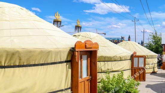 額爾古納蒙古包客棧