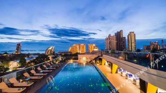 Blue Boat Design Hotel Pattaya