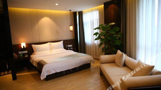 邛崍十方堂酒店