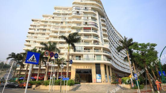 深圳大梅沙水雲間公寓酒店