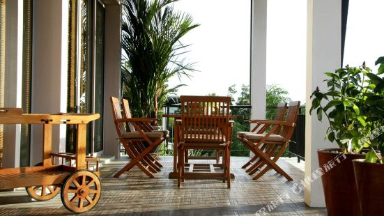 Kata gardens penthouse private rooftop 4C