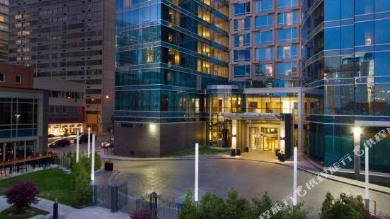蒙特利爾市中心萬怡酒店