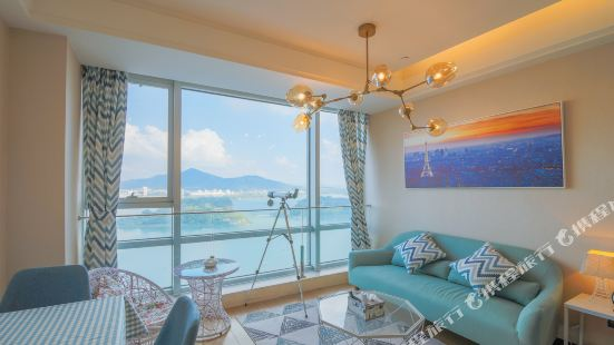 Shicheng Xiaozhu Xuanwu Lakeview Serviced Apartment