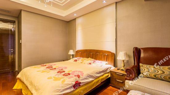 鄭州高鐵站豪華大平層商務房公寓