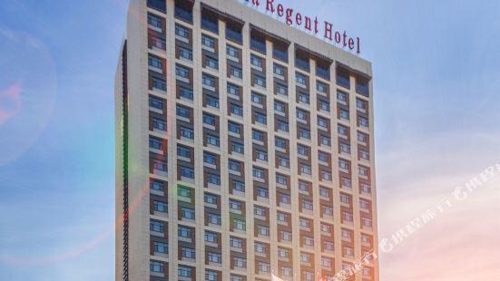 呼倫貝爾海拉爾百府悦酒店