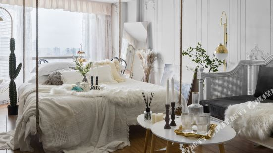 Xiaotuanyuan Designer French Apartment