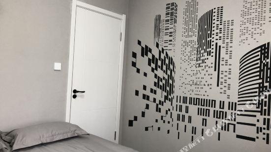 呼倫貝爾泫羽公寓(2號店)