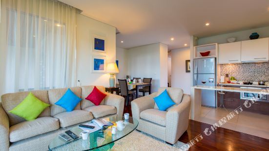 Kata gardens penthouse seaview with rooftop pool 8C
