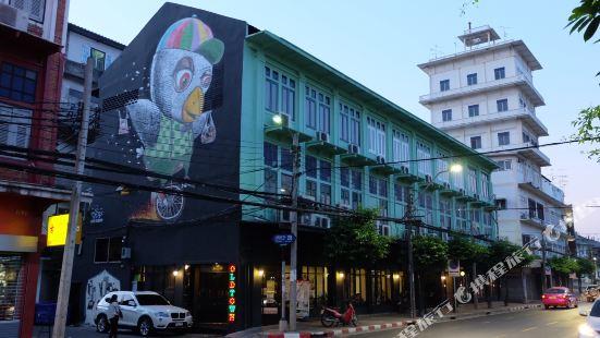 曼谷老城旅舍
