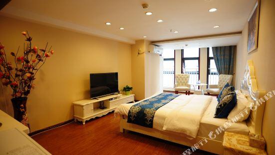 重慶江尚·特斯拉公寓
