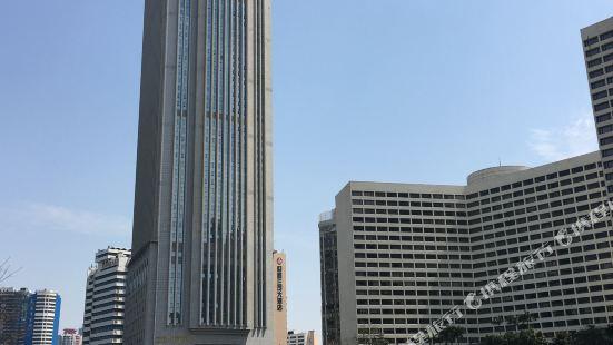 諾盟國際公寓(廣州淘金地鐵站店)