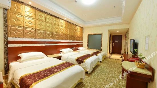 富藴山河酒店