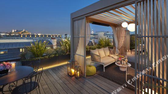 巴黎文華東方酒店