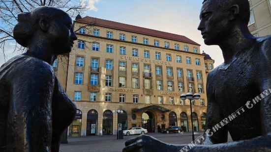 萊比錫漢德爾斯霍夫施柏閣大酒店