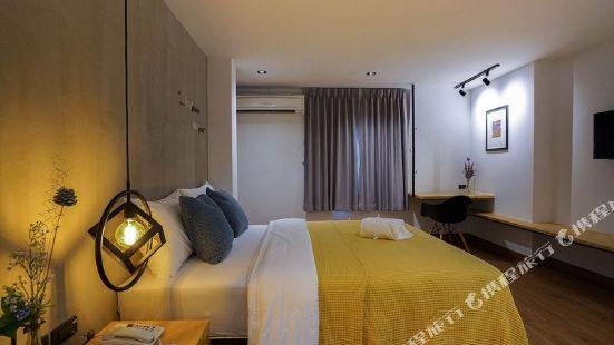 曼谷沙吞@哈普酒店