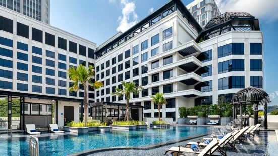Grand Park City Hall Singapore (Staycation Approved)
