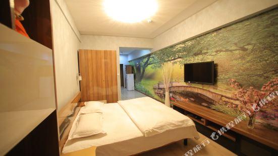 99 Mansion Jiayou Fashion Apartment Hotel (Harbin Central Street)