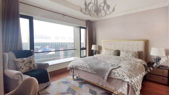 AmazingHouse公寓(蘇州圓融天幕西街店)