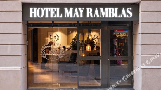 May Ramblas Hotel Barcelona